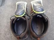 コロンビア防水靴内部と中敷き