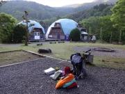 CottonFieldキャンプ場