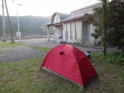 恵比寿浜キャンプ村