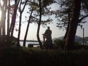 土佐久礼の海岸