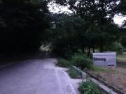 東俣彫刻公園から出発