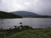 鎌沼と東吾妻山