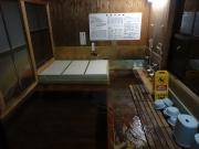 ぬる湯温泉の風呂