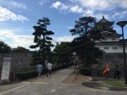 富山市内観光(富山城でもこすぷれフェスタ)