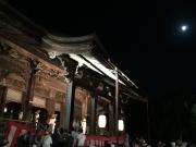 2度目に見た風の盆踊り(門名寺)