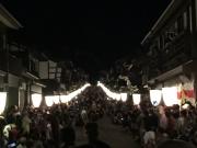 3度目に見た風の盆踊り(西新町)