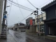 村上駅前の中華食堂リン