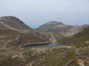 中岳から御池と久住山