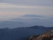 遠くに見えるは御嶽山か?