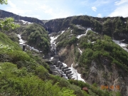 霊山の国立公園にも工事は入る