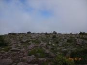天狗岩では一転晴天